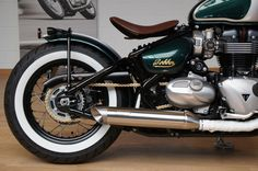 Bobber Motorcycle, Triumph Bonneville, Triumph Motorcycles, Easy Rider, Bobbers, Scrambler, Cool Bikes, Motorbikes, Luxury Cars