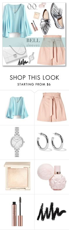 """""""Bell"""" by cowseatchard ❤ liked on Polyvore featuring Chicwish, Miss Selfridge, Loeffler Randall, Kate Spade, Sophie Buhai and Jouer"""