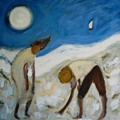'Shell Seekers' by Karen Bezuidenhout