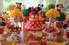 Minie Mouse Festinha de 2 anos da Sarah