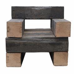 great idea for a garden seat