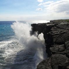 Key to Relaxation Hōlei Sea Arch Nomad Trails and Tales