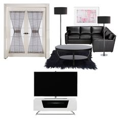 """""""future house #2"""" by jazzjohnson-1 on Polyvore featuring interior, interiors, interior design, home, home decor, interior decorating, Lush Décor, Ethan Allen and Alphason"""