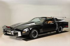 1988 Knight Rider Super Pursuit Mode KITT Pontiac Firebird of three by J. Mejores Series Tv, Movie Cars, Pontiac Firebird, Dream Team, Amazing Cars, Cops, Custom Cars, Cars And Motorcycles, Muscle Cars