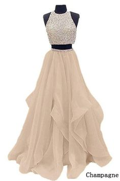 Buy Two Piece High Neck Burgundy Prom Dress Beaded Open Back Evening Gowns on sale.Shop prom or formal dresses from Promdress. Find all of the latest styles and brands in Junior's prom and formal dresses at Smilepromdress Prom Dresses Two Piece, Open Back Prom Dresses, A Line Prom Dresses, Prom Dresses Online, Homecoming Dresses, Dress Long, Dress Prom, Long Dresses, Dress Wedding