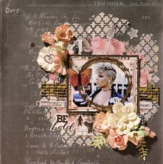 Fun layout of Pink after seeing her in concert in Toronto in March. Used the Limited Edition kit from My Creative Scrapbook Kit Club.