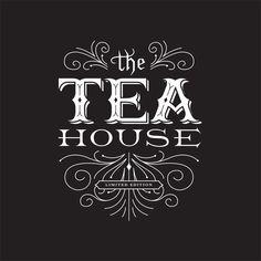The Tea House by Clairice Gifford, via Behance