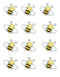 Baby Shower with a Bee theme | What Will It Bee? themed baby shower | Trouves