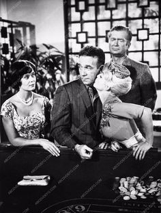 photo Dane Clark Buddy Ebsen TV show The Twilight Zone Prime Mover 3518-30