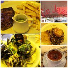 Brasserie Le Jazz, combina com um lindo dia de sol! - Longe e Perto - Blog com dicas de viagem