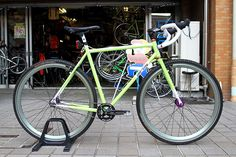 *ALL-CITY* nature boy compelte bike - BLUE LUG