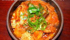Pork and Kimchi Stew (Dwaejigogi Kimchijjigae)