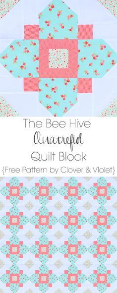 September 21, 2015 by Jennie 5 Comments I'm excited to finally share my block from Alyce at Blossom Heart Quilts's Bee Hive quilt block series { click here for more details and the other amazing ...