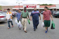 Kevin James, Chris Rock, Adam Sandler, Nick Swardson y David Spade