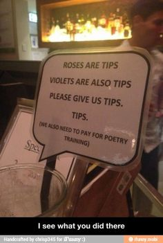 Tips are tips / iFunny :)
