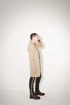 Cole Mohr for Marc Jacobs Fall/Winter 2013