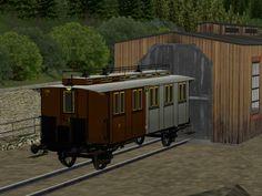 KPEV Personenwagen 3./4. Klasse, Gattung - CDi pr96