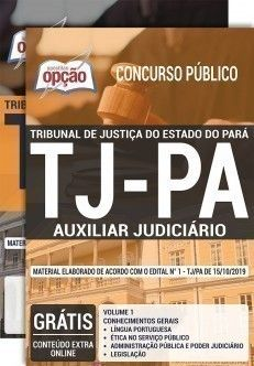 Aberto Concurso Publico Para Tribunal De Justica Do Estado Do Para