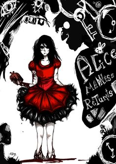 Alice Madness Returns by cookiechle726.deviantart.com