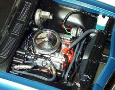 model car engine detailing | Thread: Model Car Engine Detail