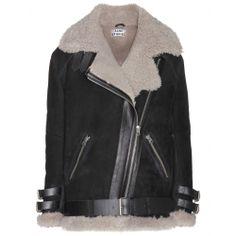 f831f926175d mytheresa.com - Velocite shearling jacket - Luxury Fashion for Women    Designer clothing, · Mode De LuxeLa Mode SportiveAcne StudiosSacs ...
