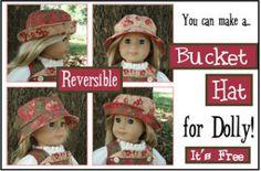 NewsletterSubscriber Bundle: Dolly Bucket Hat | YouCanMakeThis.com