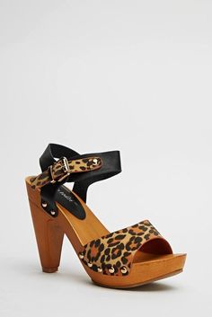 Womens Ladies Leopard High Heel Ankle Strap Sandals Shoes Size UK 4,5,6,7 New  Click On Link To Visit My Ebay Shop http://stores.ebay.co.uk/all-about-feet   Useful Info:  - Standard Size - Standard Fit - By Sergio Todzi - Leopard Print  - Heel Height: 4.5 Inches - Platform: 1.3 Inches - Gold Buckle Side Fastening - Wooden Heel And Platform - Synthetic Leather Upper  #shoes #sandals #leopardprint #highheels #highheel #fashion #footwear #forsale #womens #ladies #ebay #ebayseller #ebayshop