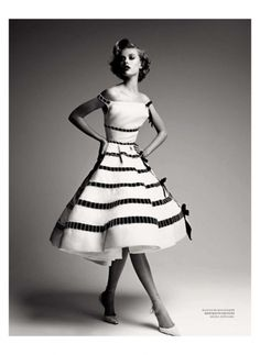 Dior Couture -  Demarchelier