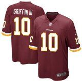 Robert Griffin III Jersey Washington Redskins NFL Jersey (alphabet number is Sewn)