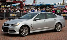 The story of the 2014 Chevrolet SS: Luxury, power, refinement, handling