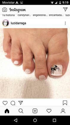 Pedicures, Nail Designs, Fingernail Designs