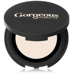 Gorgeous Cosmetics Colour Pro Eyeshadow, Champagne ** Check out the image by visiting the link. (This is an affiliate link) #Eyes