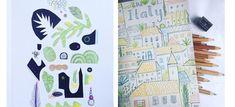 Jane Cabrera - Sketchbooks
