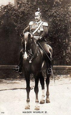 Kaiser Wilhelm II. König von Preussen, The German Emperor & King of Prussia | Flickr - Photo Sharing!