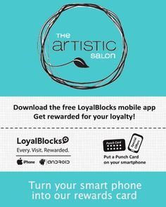 #LoyalBlocks #DigitalPunchCard #LoyaltyClub #Smartphone