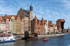 Gdansk, Spot y Gdynia: La Triciudad