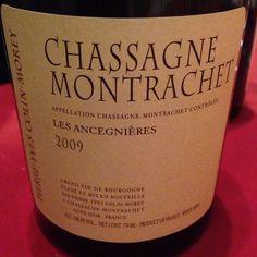 Pierre Yeves Colin Morey Chassagne Montrachet 09