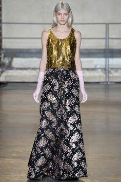 Rochas fashion collection, autumn/winter 2014