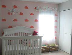 Dreamy nurseries with cloud themes   #BabyCenterBlog #ProjectNursery