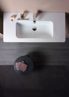 GSI Ceramica   Pura washbasin 100x50