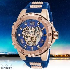 Invicta Pro Diver Skeleton XL Automatics