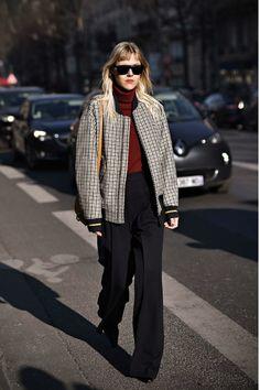 Moda străzii în direct de la Paris Fashion Week  | Paris Fashion Week Street Style