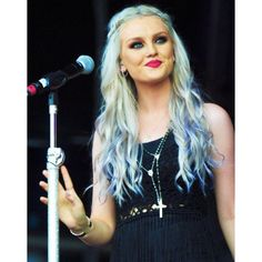 Pin de Jenna Toussaint en Perrie Edwards | Pinterest ❤ liked on Polyvore featuring little mix, hair, perrie edwards and ppl