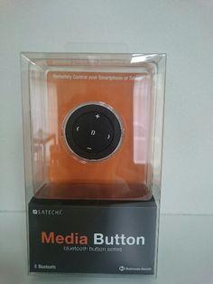 【レビュー】使用感サイコー! 『サテチ/Bluetooth メディアボタン』http://www.amazon.co.jp/dp/B00RM75RUC