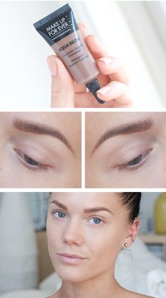 Makeup Forever Aqua Brow for those perfect brows!!
