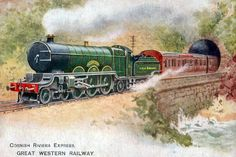 Postcards of the Past - Old Postcards of the Great Western Railway