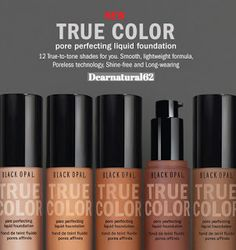BLACK OPAL   *NEW* PORE PERFECTING FOUNDATION