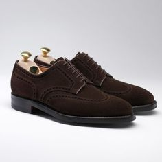 Shoemaking at its very finest - Crockett & Jones take on Mr Bond.