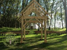 What a beautiful place to get married. Dixon's Apple Orchard and Wedding Venue in Cadott, Wisconsin. Woodland wedding space.