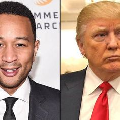 John Legend calls Donald Trump 'racist' in Twitter feud http://shot.ht/1Lj5CR6 @EW